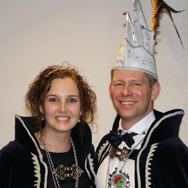 Prins Mark en Prinses Susan