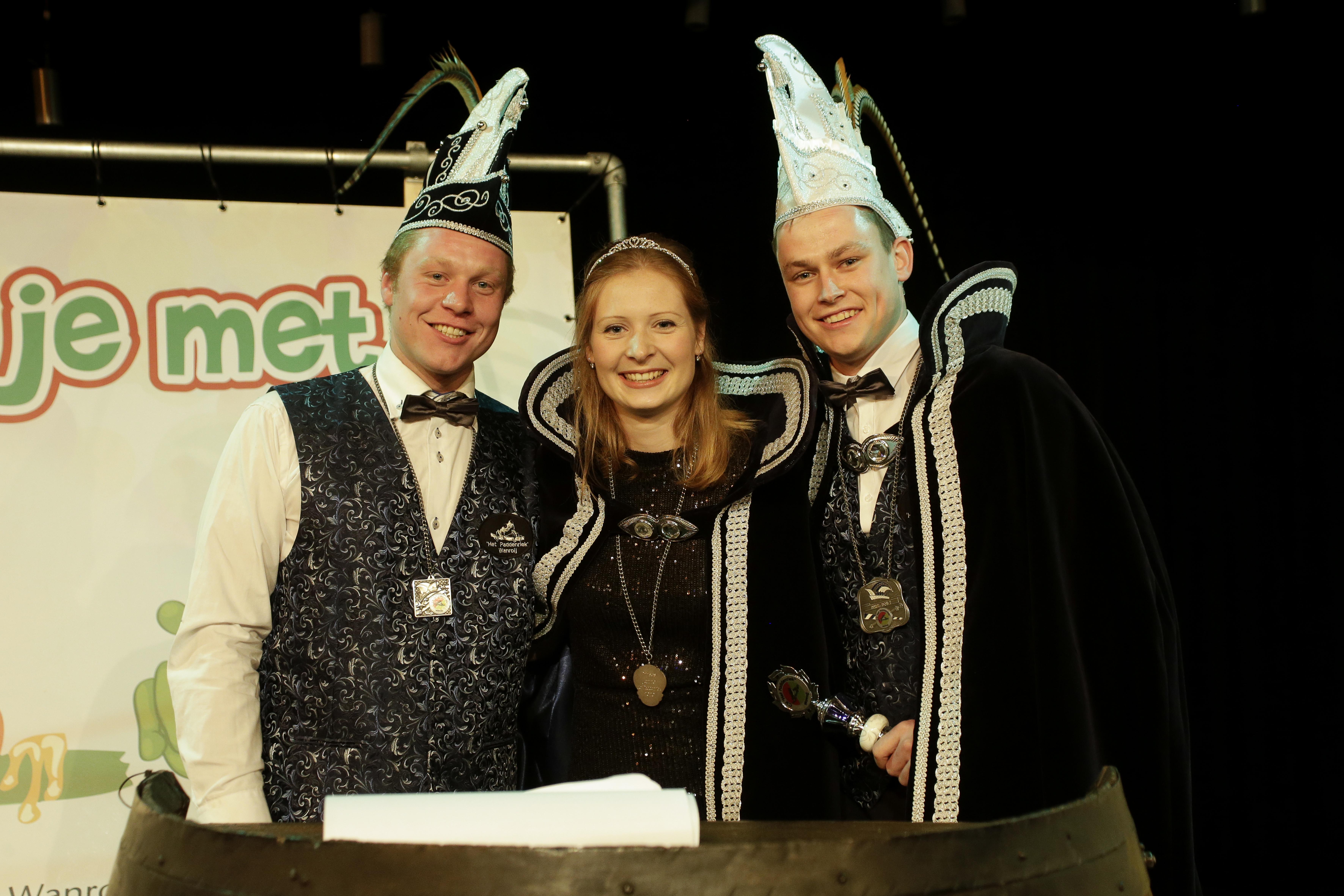 Prins Rob & Prinses Janne met Adjudant Jesse!